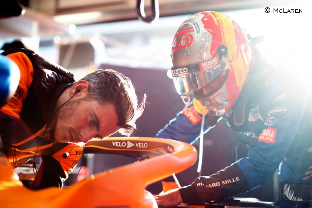 Por qué McLaren será el equipo a vigilar en 2021 - SoyMotor.com
