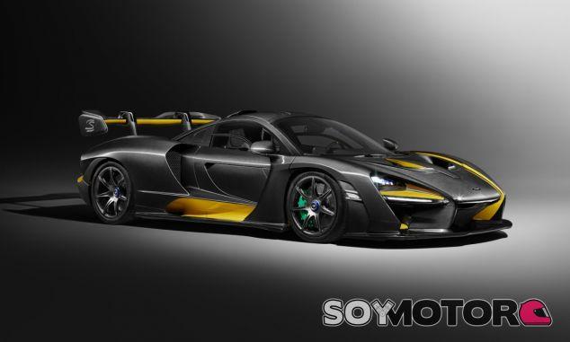 McLaren Senna Carbon Theme by MSO: nueva versión con la fibra de carbono vista como protagonista - SoyMotor.com
