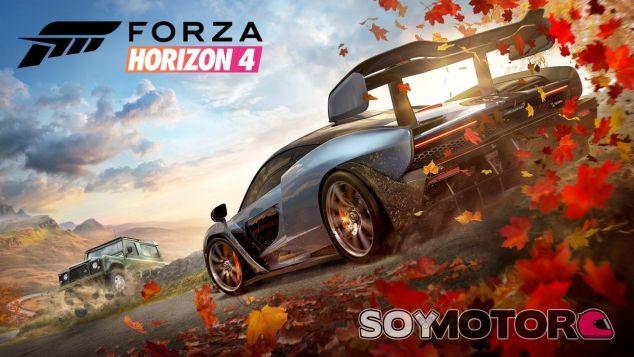 El McLaren Senna estará disponible en Forza Horizon 4 - SoyMotor.com