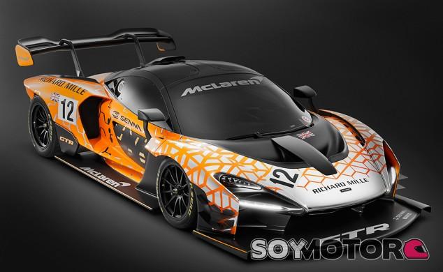 McLaren Senna GTR Concept - SoyMotor.com