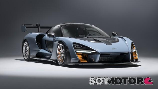 El McLaren Senna, conocido internamente como P15, es el último modelo de la McLaren Ultimate Series - SoyMotor