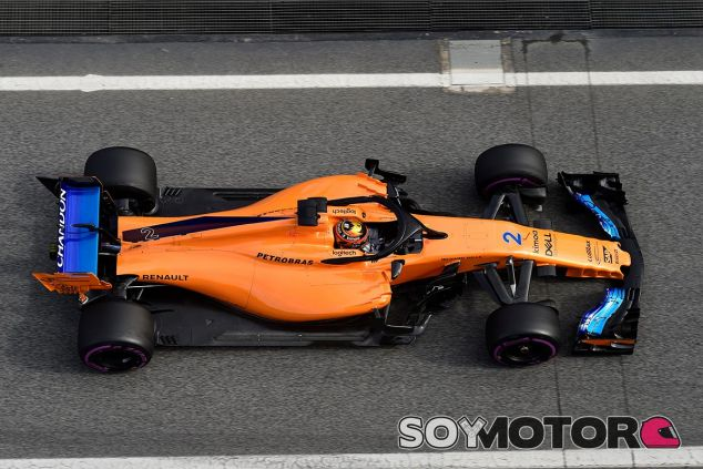 Stoffel Vandoorne en el Circuit de Barcelona-Catalunya - SoyMotor
