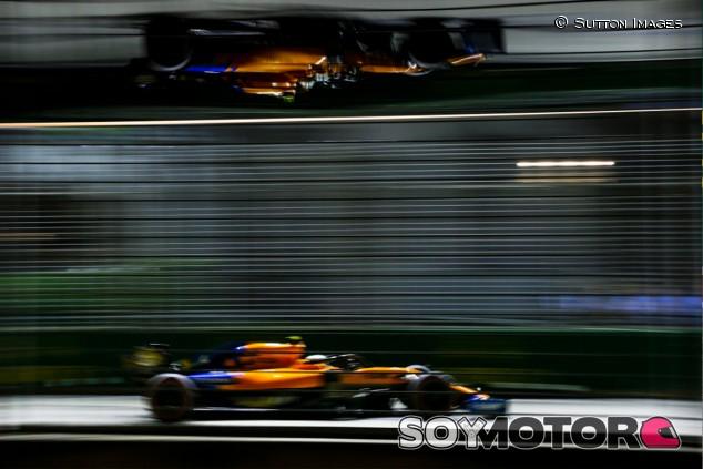 McLaren estudia cambios de concepto para 2020 - SoyMotor.com