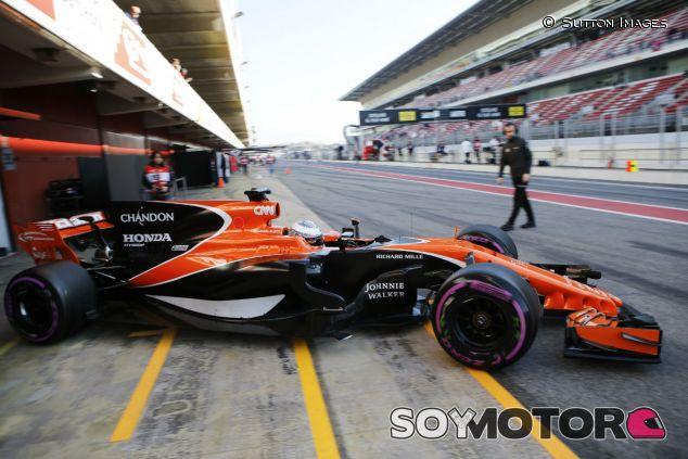 Así será el día a día de McLaren hasta Melbourne - SoyMotor
