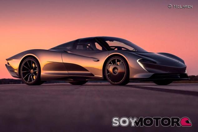McLaren Speedtail - SoyMotor.com