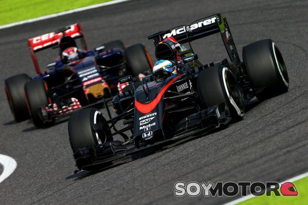 McLaren estará al nivel de Toro Rosso, según James Key - LaF1