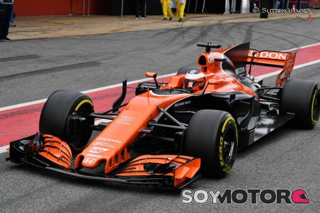 McLaren y Mazak mantienen su relación - SoyMotor
