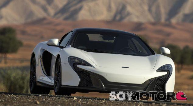 La división de Operaciones Especiales de McLaren firma este modelo - SoyMotor