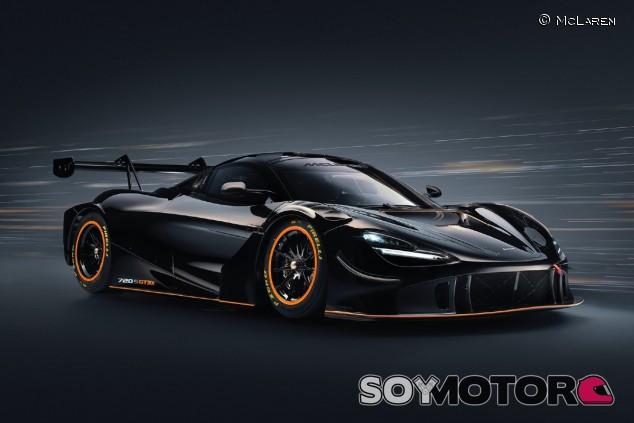 McLaren 720S GT3X: nacido sin límites - SoyMotor.com
