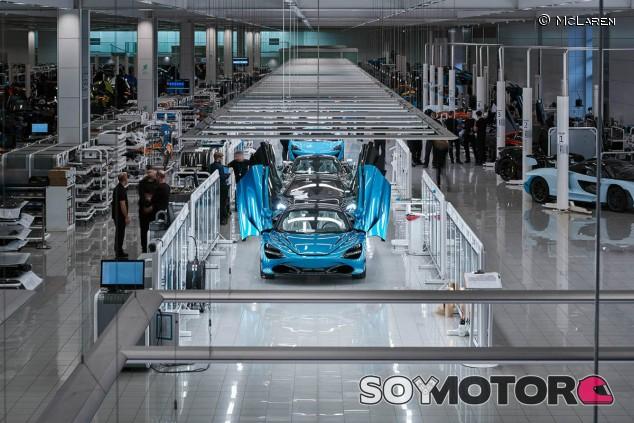 El superdeportivo de McLaren del futuro estará diseñado por niños - SoyMotor.com