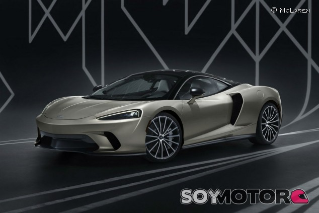 McLaren GT MSO: escaparate de altos vuelos en Pebble Beach - SoyMotor.com