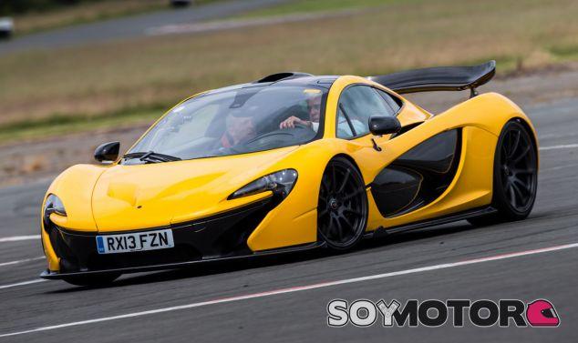 El fin de la producción del McLaren P1 pone fin a una de las más brillantes generaciones de hiperdeportivos - SoyMotor