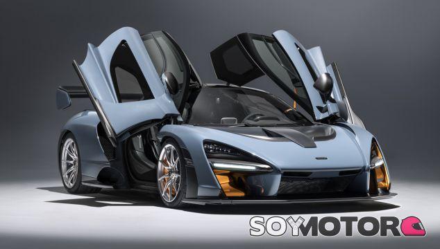 El McLaren Senna es la última creación de Woking - SoyMotor
