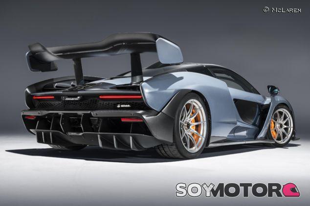 El hypercar de McLaren, el Senna –SoyMotor.com