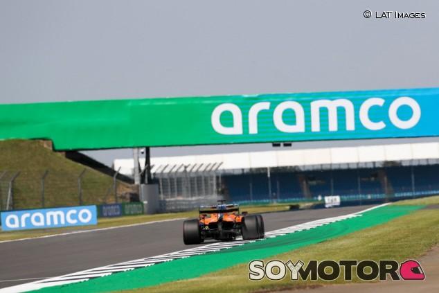 McLaren en el GP de Gran Bretaña F1 2020: Viernes - SoyMotor.com
