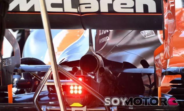 McLaren prepara un coche casi nuevo para el GP de Australia - SoyMotor.com