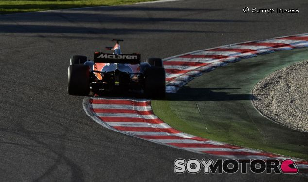 McLaren en los test de Barcelona - SoyMotor.com
