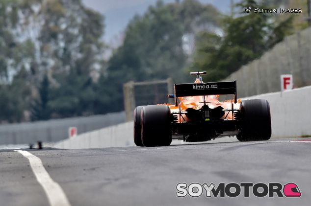 El McL33 de McLaren –SoyMotor.com
