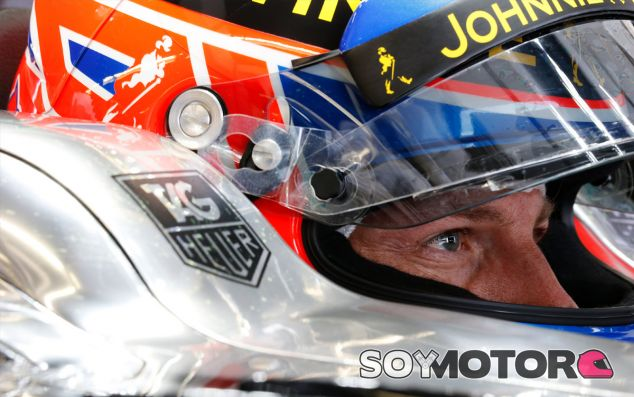 Jenson Button en Canadá - LaF1