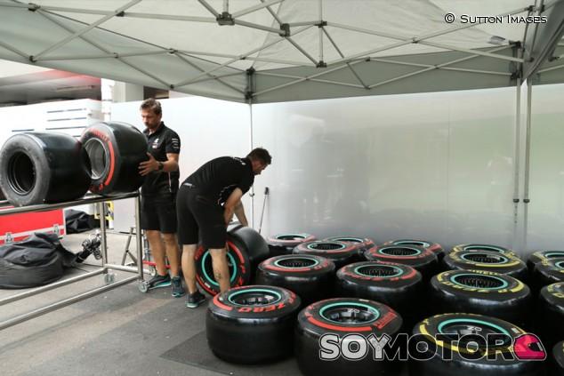 La FIA quiere organizar un nuevo test de los neumáticos 2020 - SoyMotor.com