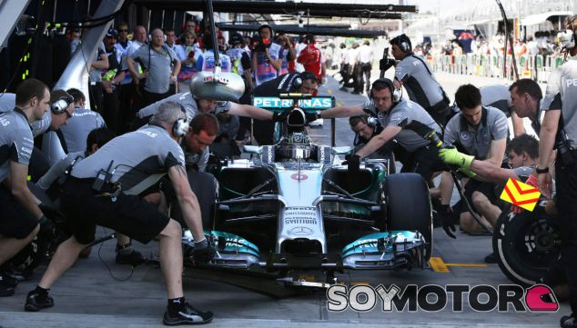 Rosberg pide perdón; Mercedes tomará medidas disciplinarias - LaF1.es