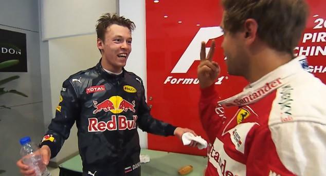 VÍDEO: 'Top 10' momentos de la F1 en la antesala del podio - SoyMotor.com