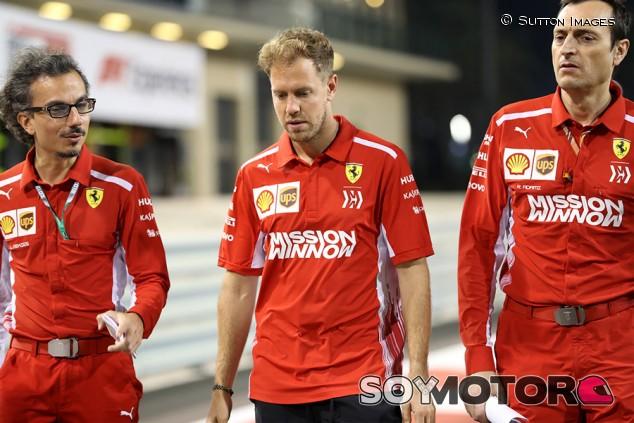 Mekies cree que se puede anular el veredicto sobre Vettel - SoyMotor.com