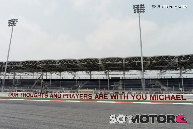 Intentan vender fotos robadas de Schumacher - SoyMotor.com