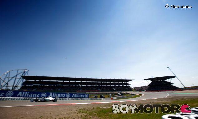 Michael Schumacher no asistirá al GP de Alemania