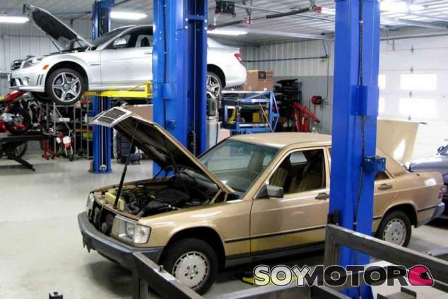 La transformación de un C63 AMG - SoyMotor.com