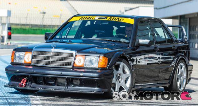 Mercedes 190E Evo II - SoyMotor.com