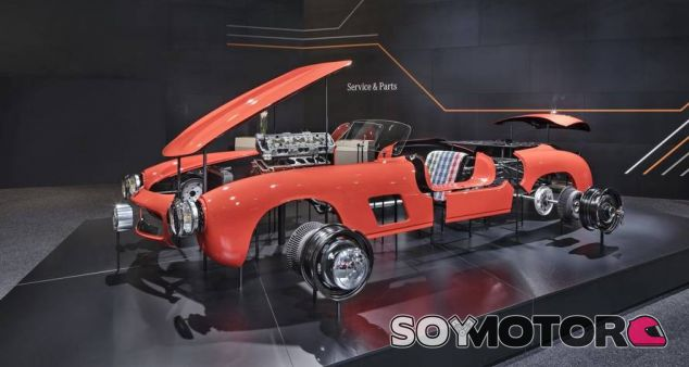 Mercedes 300SL - SoyMotor.com