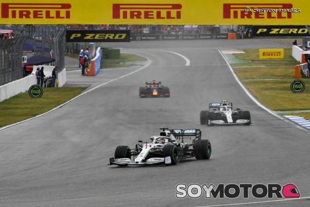 Mercedes en el GP de Alemania F1 2019: Domingo - SoyMotor.com