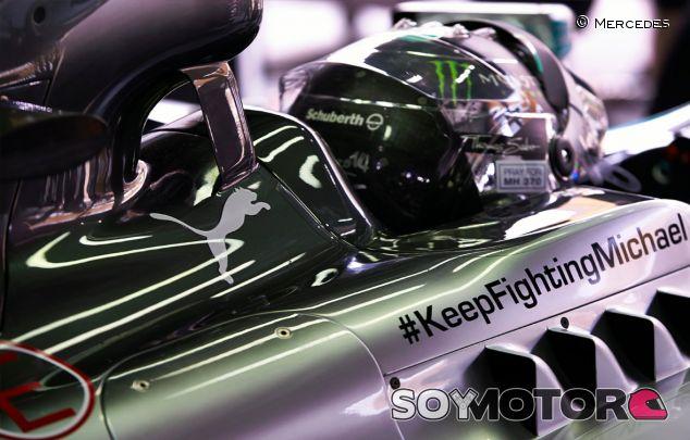Nico Rosberg en el Gran Premio de Malasia - LaF1