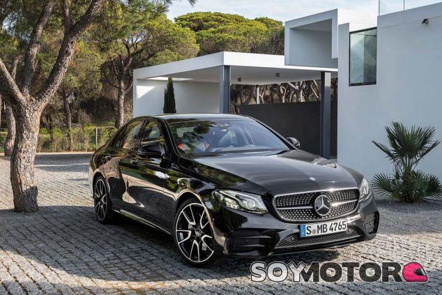 AMG firma una versión muy prestacional y sin recurrir a un motor V8 - SoyMotor