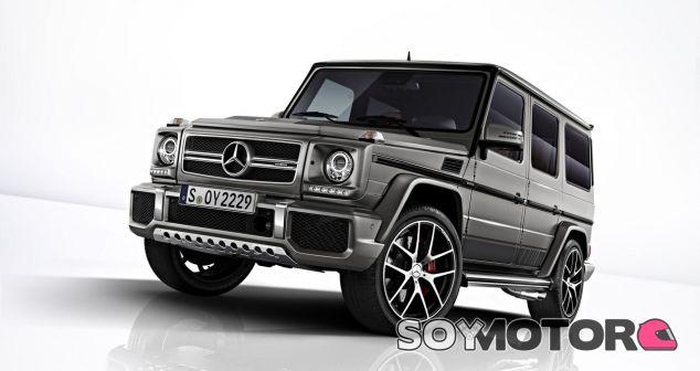 Clase G Mercedes - SoyMotor.com