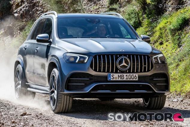 Mercedes-AMG GLE 53 4MATIC+ Coupé: ya conocemos su precio - SoyMotor.com