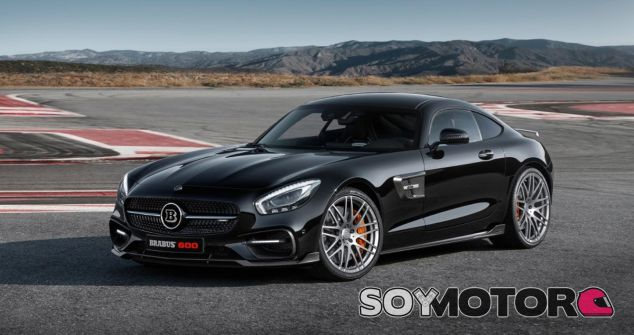 Brabus Mercedes-AMG GT S: no hay dos sin tres