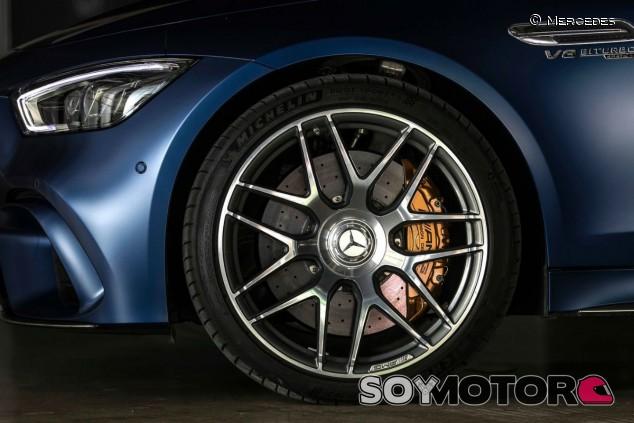 A partir de 2021 los Mercedes-AMG estarán electrificados - SoyMotor.com