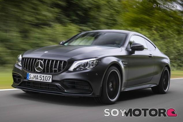 Mercedes-AMG C63 Coupé - SoyMotor.com