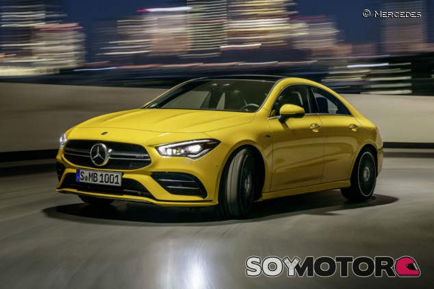 Mercedes-AMG CLA 35 4MATIC: desde 59.000 euros - SoyMotor.com