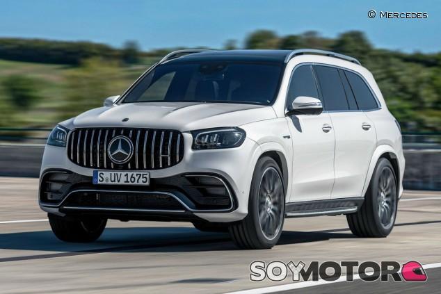 Mercedes-AMG GLS 63 4MATIC+ 2020: el lujo más extremo - SoyMotor.com