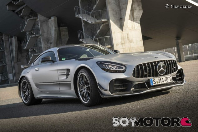 Mercedes-AMG GT 2019: una interesante puesta al día - SoyMotor.com