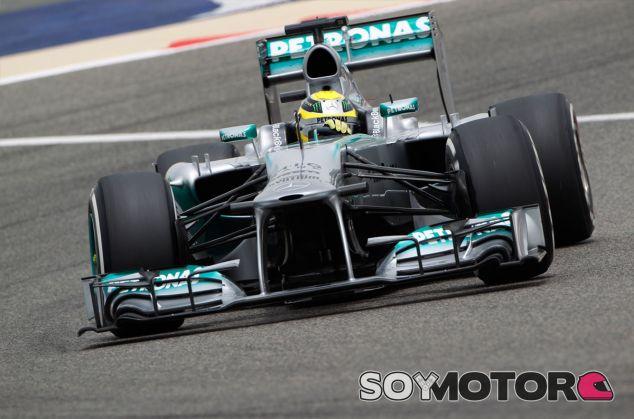 Nico Rosberg en el Gran Premio de Baréin - LaF1
