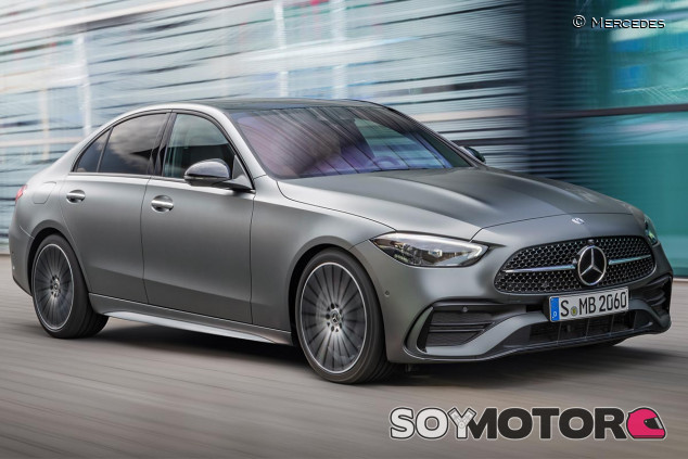 Mercedes-Benz Clase C 2021 - SoyMotor.com
