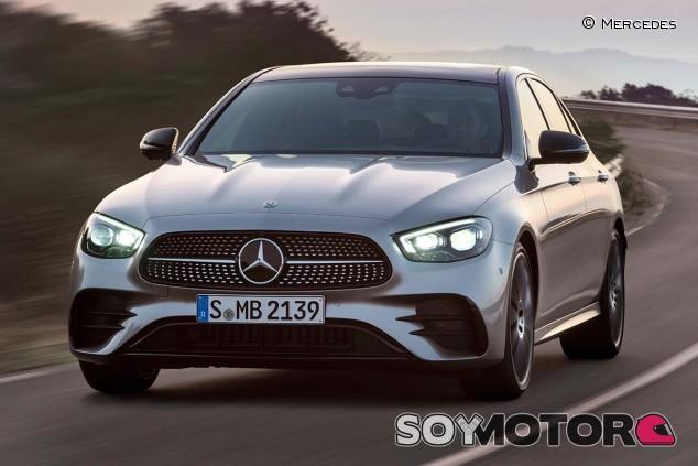 Mercedes-Benz Clase E 2021 - SoyMotor.com
