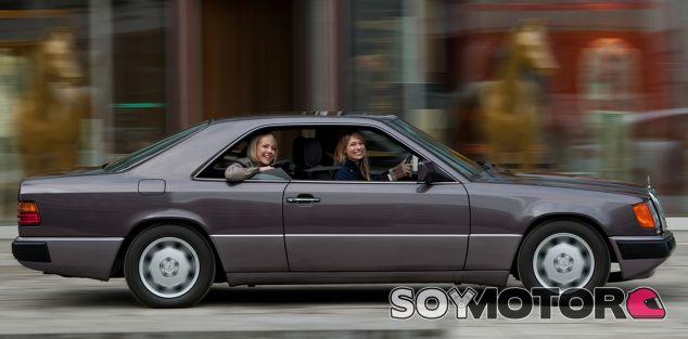 El Mercedes C124 cumple 30 años - SoyMotor.com