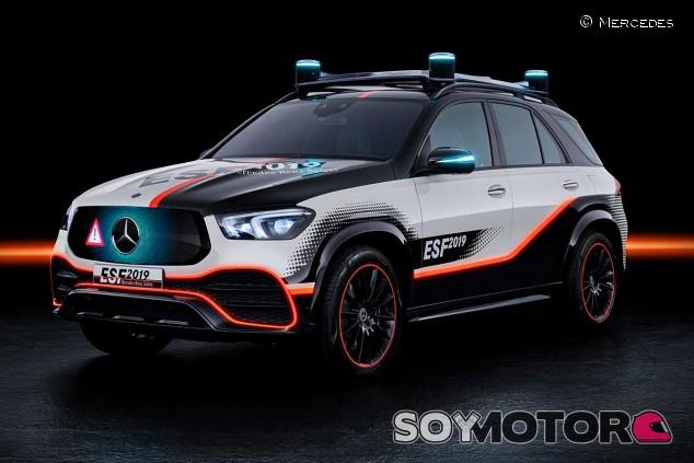 Mercedes-Benz ESF 2019 - SoyMotor.com