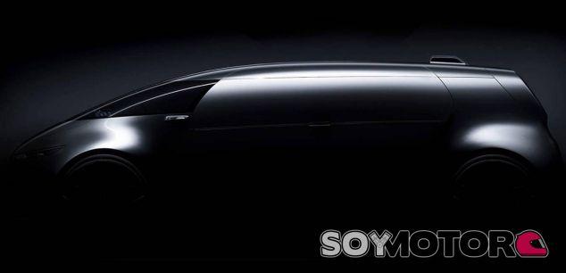 Mercedes comparece en Tokio con una minivan que puede esconcer muchas sorpresas - SoyMotor