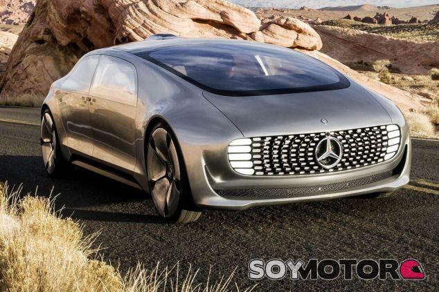 Mercedes tiene claro los pasos a seguir en el campo de los eléctricos - SoyMotor